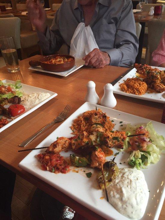 Greek Restaurant West Yorkshire