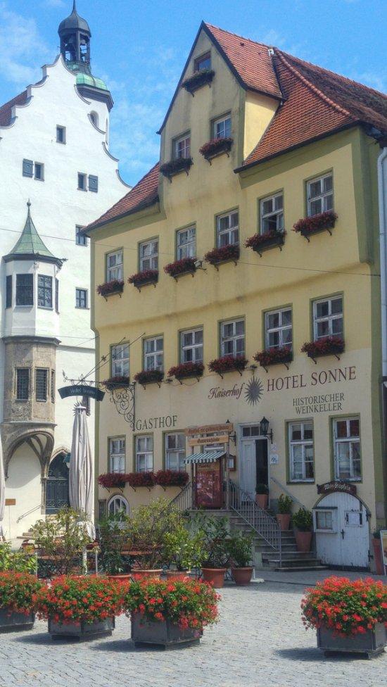 Hotels In Nordlingen Deutschland