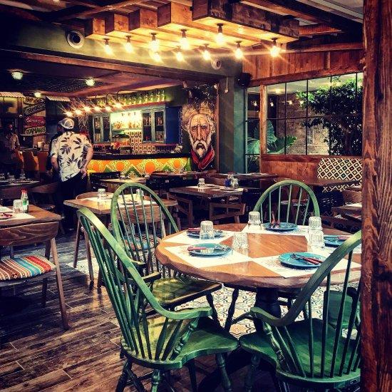El Catrin Cocina Latina Glyfada Menu Prices Restaurant