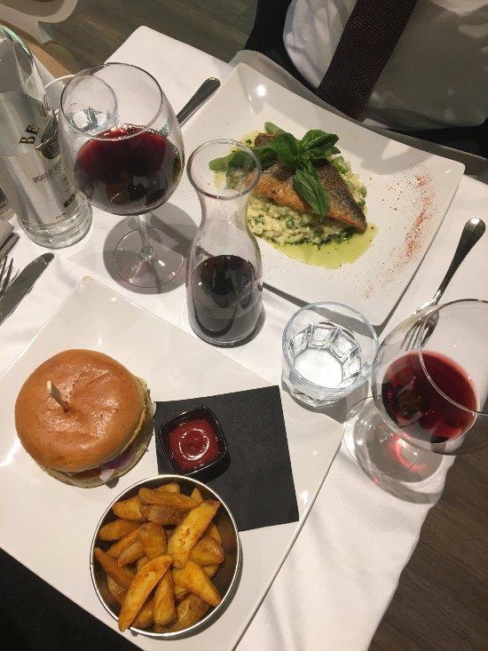 Restaurant le m gen ve restaurant avis num ro de for Ambiance cuisine geneve