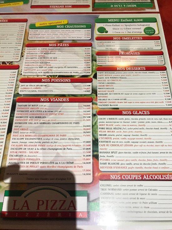 La pizza cremieu restaurantbeoordelingen tripadvisor for Restaurant cremieu