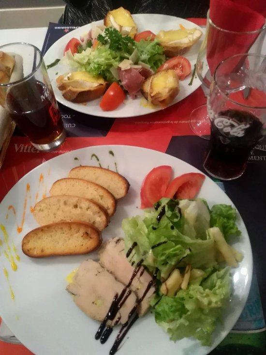 Le saint pierre neufchatel en bray restaurant for Restaurant le jardin a neufchatel
