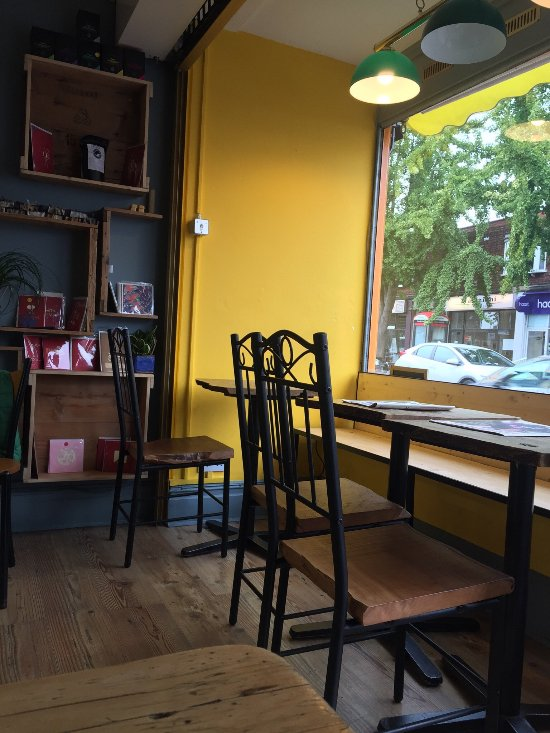 Blue Sage Cafe Cambridge