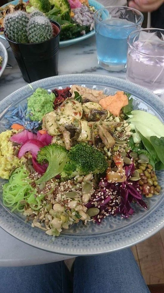 vegetarisk restaurang helsingborg