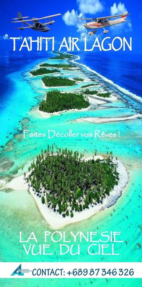Tahiti Air Lagon