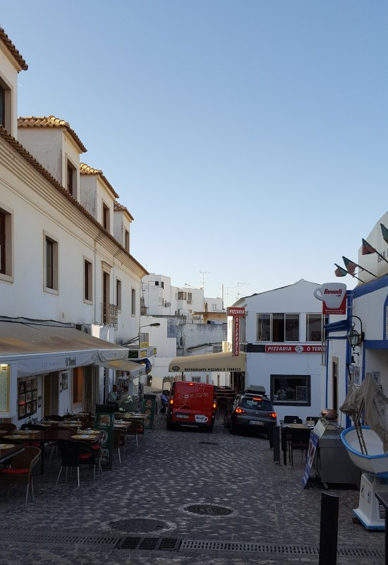Best Seafood Restaurants In Albufeira Old Town
