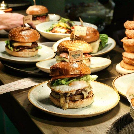 Burger Kitchen: Gourmet Burger Kitchen, Liverpool