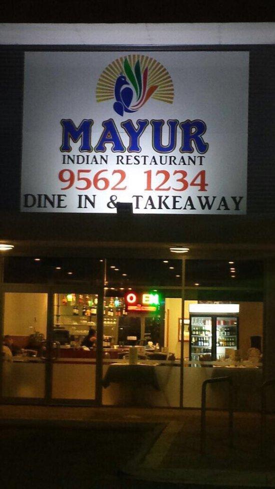 Indian Restaurant Jindalee