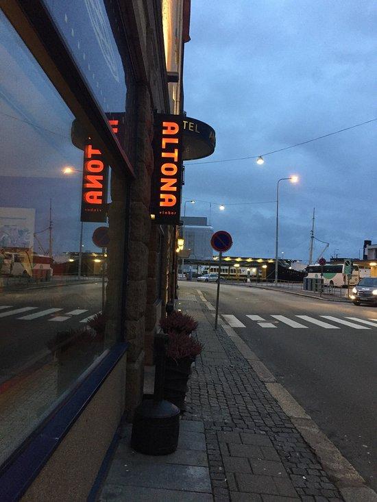 altona bergen Oslo