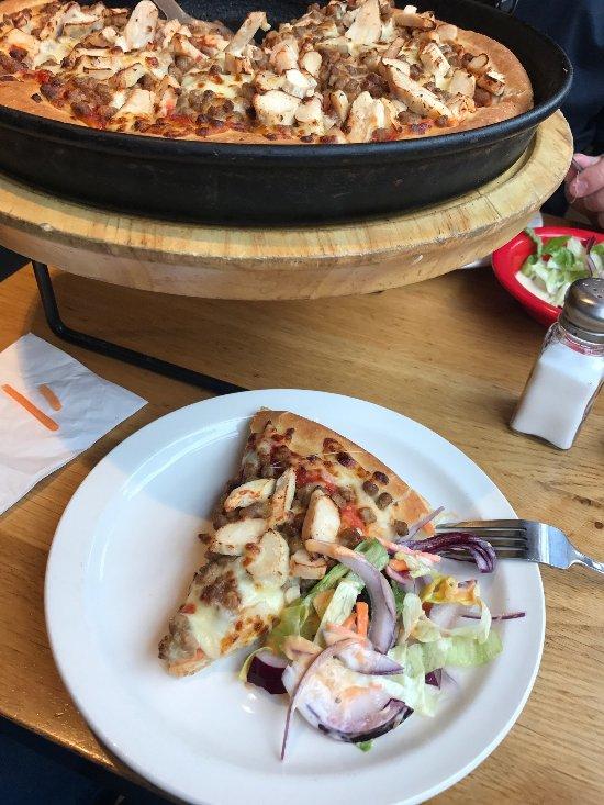 Pizza hut londres coment rios de restaurantes tripadvisor - Restaurantes pizza hut ...