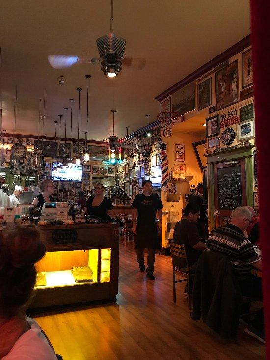Rocco S Cafe San Francisco San Francisco Ca