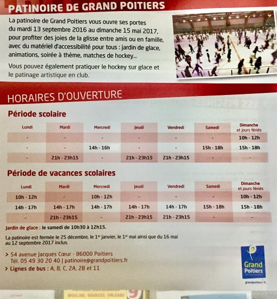 La Patinoire Poitiers 2020 All You Need To Know Before You Go With Photos Tripadvisor