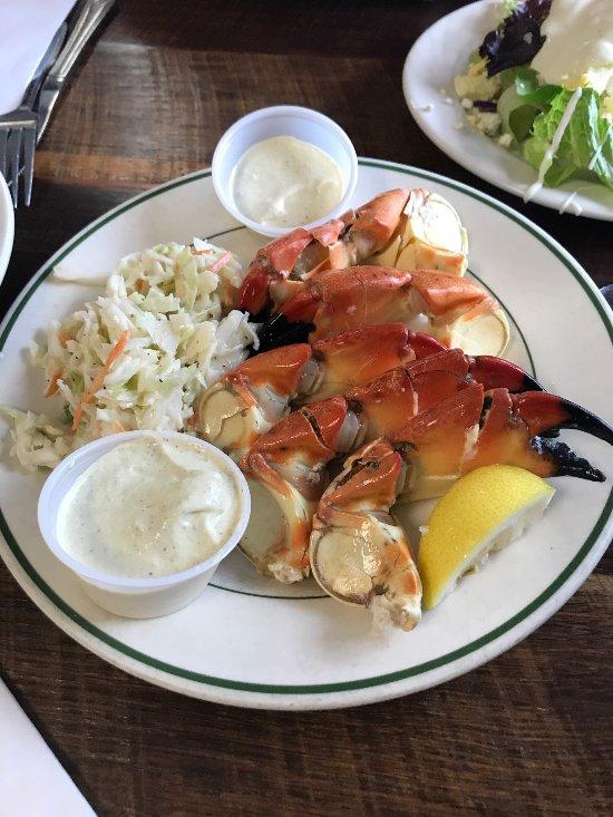 Captain brian 39 s seafood market sarasota menu prices for Florida fish market