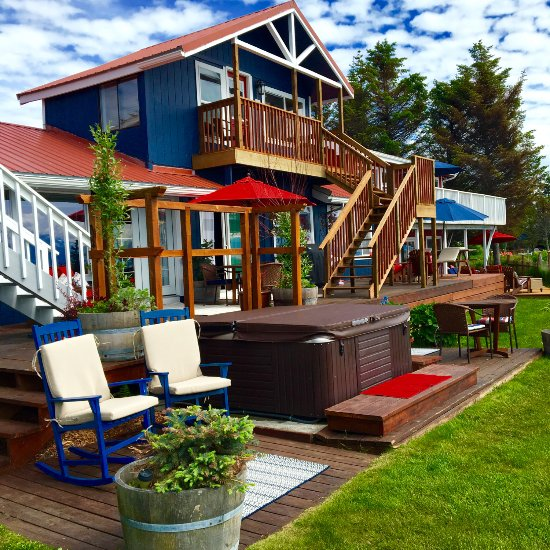 Homer Ocean House Inn Hotel and Condos