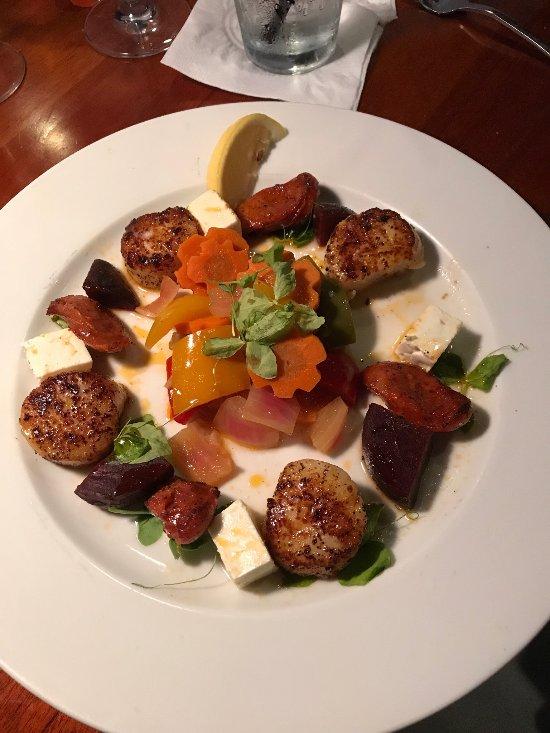 Madfish saint petersburg restaurant bewertungen for Mad fish restaurant