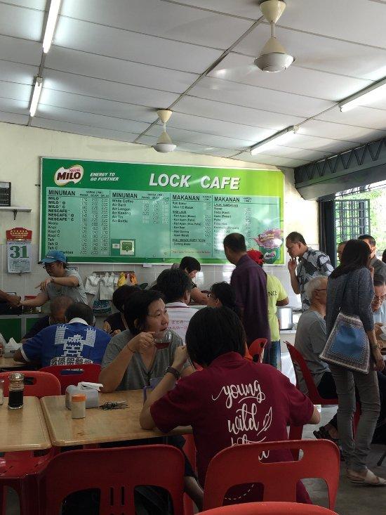 Lock cafe kota bharu ulasan restoran tripadvisor for J bathroom kota bharu