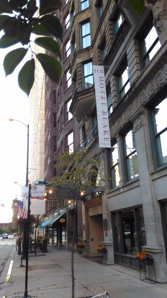 Hotel Blake Chicago desde $2,155 (IL) - opiniones y ...