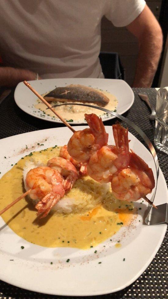 La table saint rapha l restaurantbeoordelingen tripadvisor - Restaurant la table st raphael ...