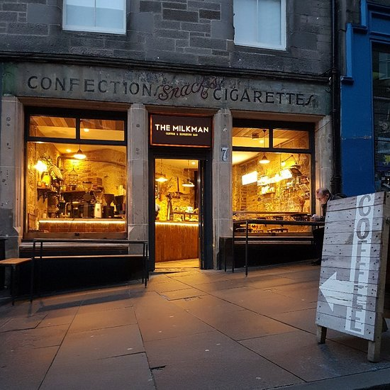 The Milkman Edinburgh Old Town Updated 2020 Restaurant