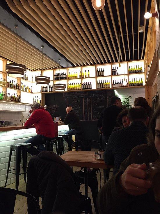 El estudio bar santiago de compostela restaurant - Estudios santiago de compostela ...