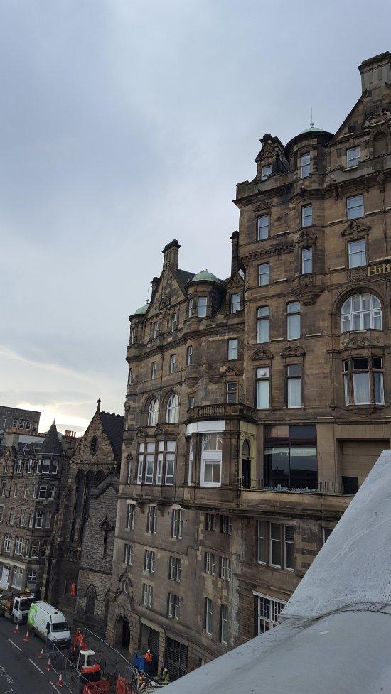 Balmoral hotel scotland
