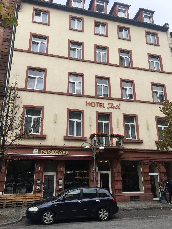 Hotel Zeil Bewertungen Fotos Preisvergleich Frankfurt Am Main