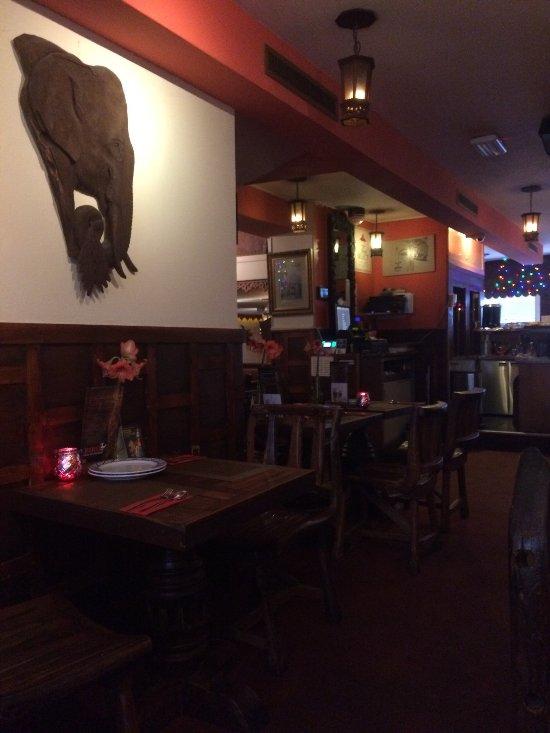 Thai Restaurant Red Light District Amsterdam