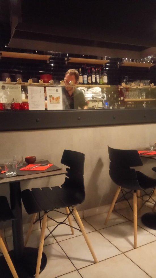 La cr perie des alpes aix les bains restaurant avis - Restaurant la folie des grandeurs aix les bains ...