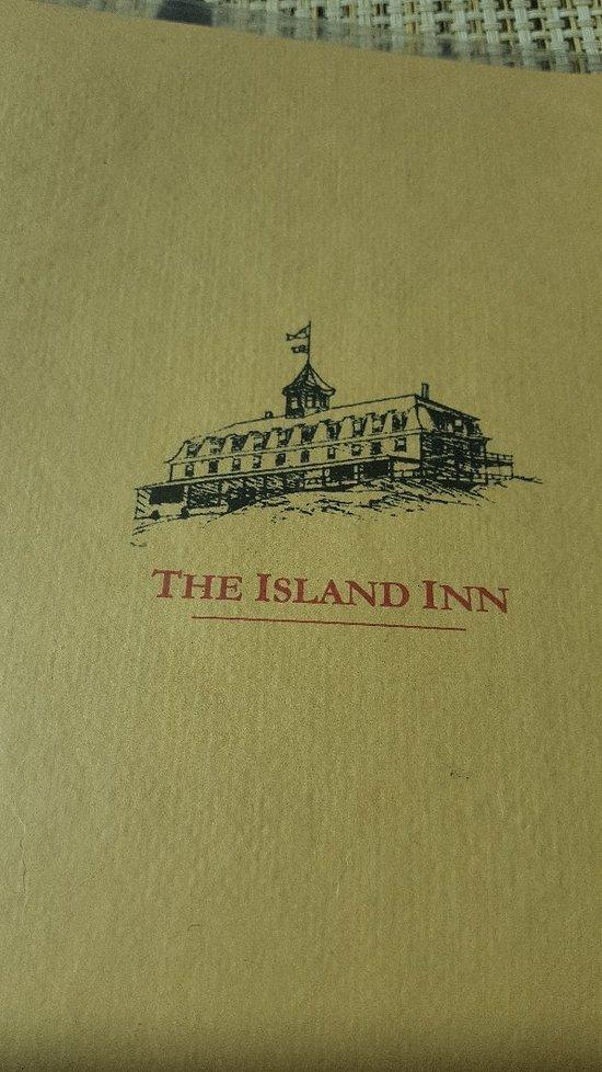 Monhegan Island Inn Restaurant