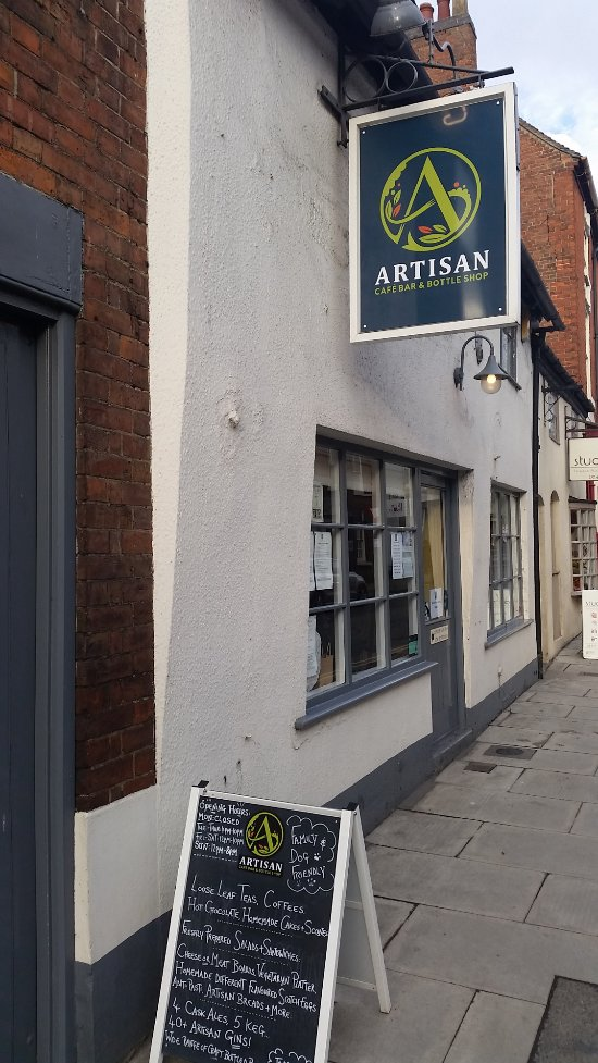 Artisan Cafe Bar Ashbourne
