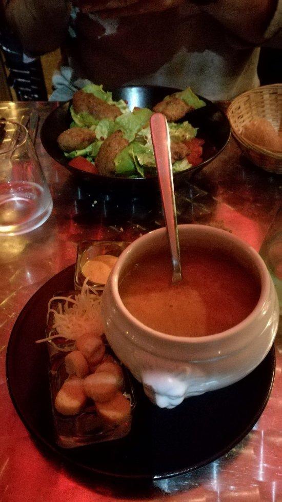La criee du pequeu saint valery en caux restaurant - Restaurant seine port ...