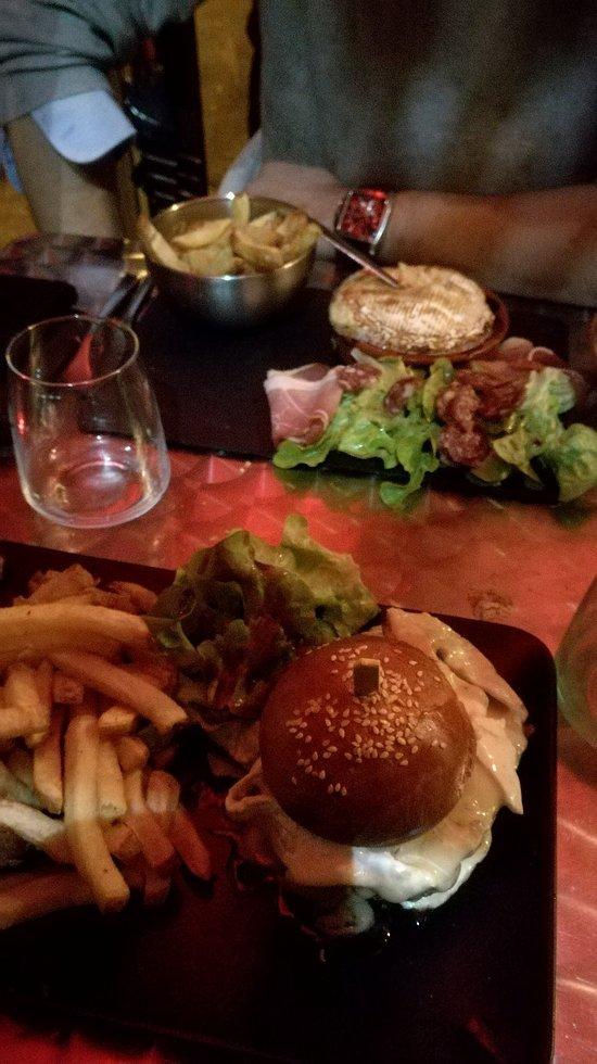 La cri e du p queu saint valery en caux restaurant avis - Saint valery en caux restaurant du port ...