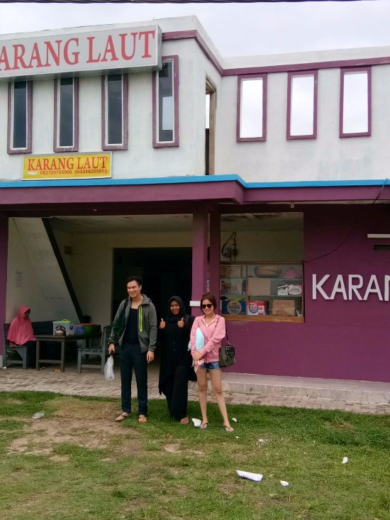 penginapan karanglaut santolo lodge reviews garut indonesia rh tripadvisor com