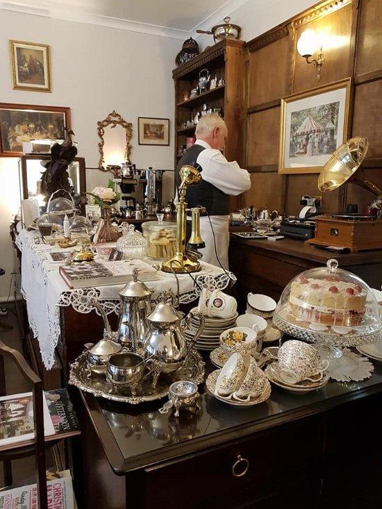 Lady Rose S Edwardian Tea Room