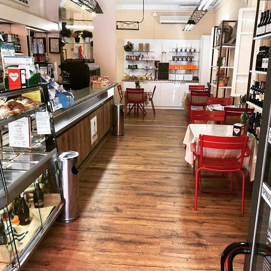 BAR IL QUADRIFOGLIO EMPORIO DEL CAFFÈ, Lucca Ristorante