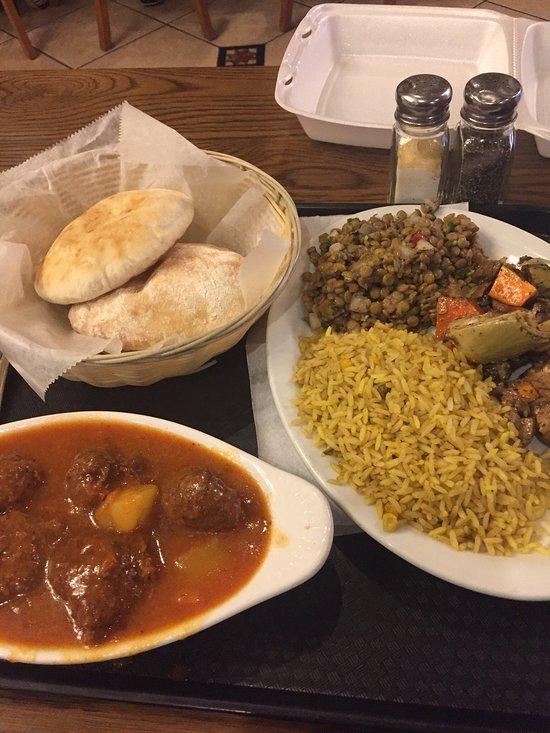 Lebanese Restaurant Houston Tx