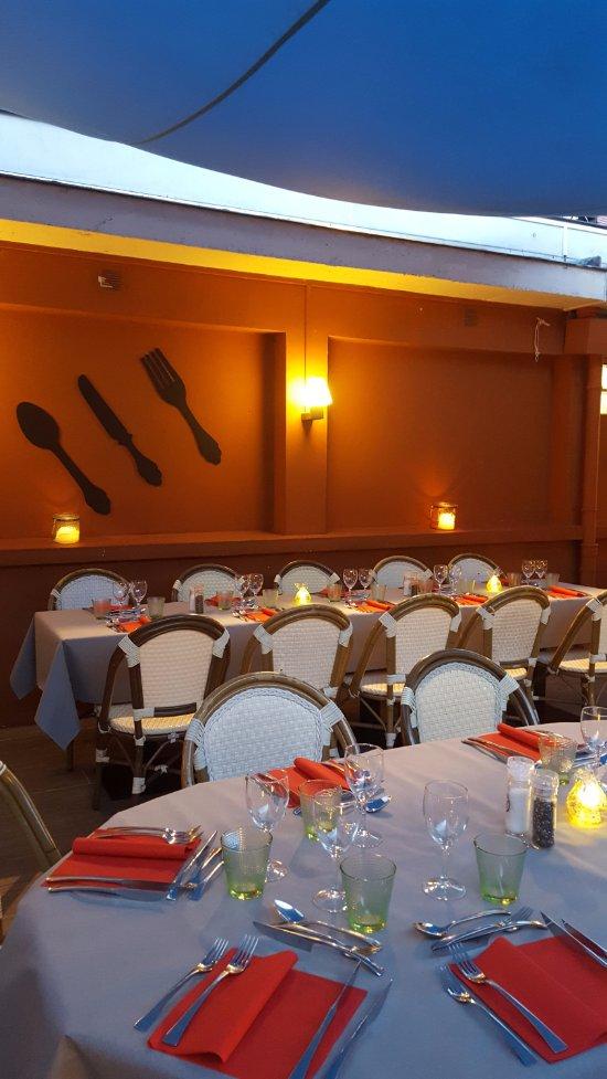 La table de chessy restaurantbeoordelingen tripadvisor - La table de chessy ...