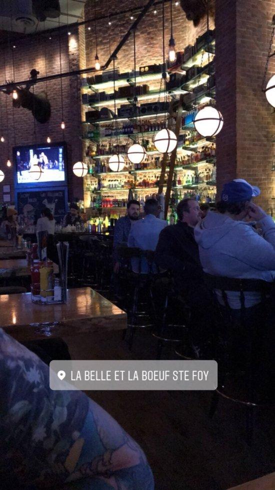 La Belle Et La Boeuf, Quebec City - Restaurant Reviews, Phone ...