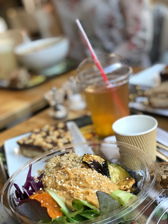 Healthy Food Restaurants In Lille