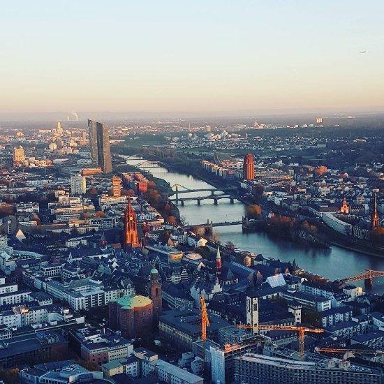 Manhattan Hotel Frankfurt Germany