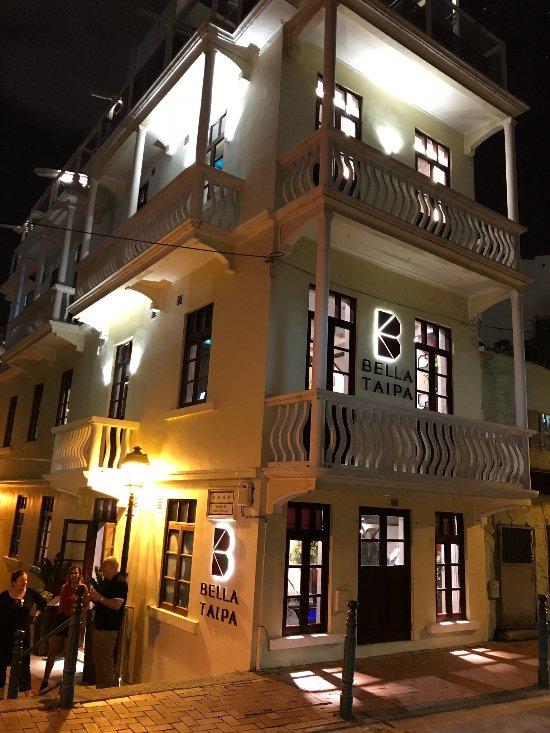 Best Restaurants Taipa Macau
