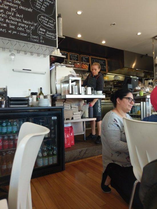 Sideways Cafe Dulwich Hill