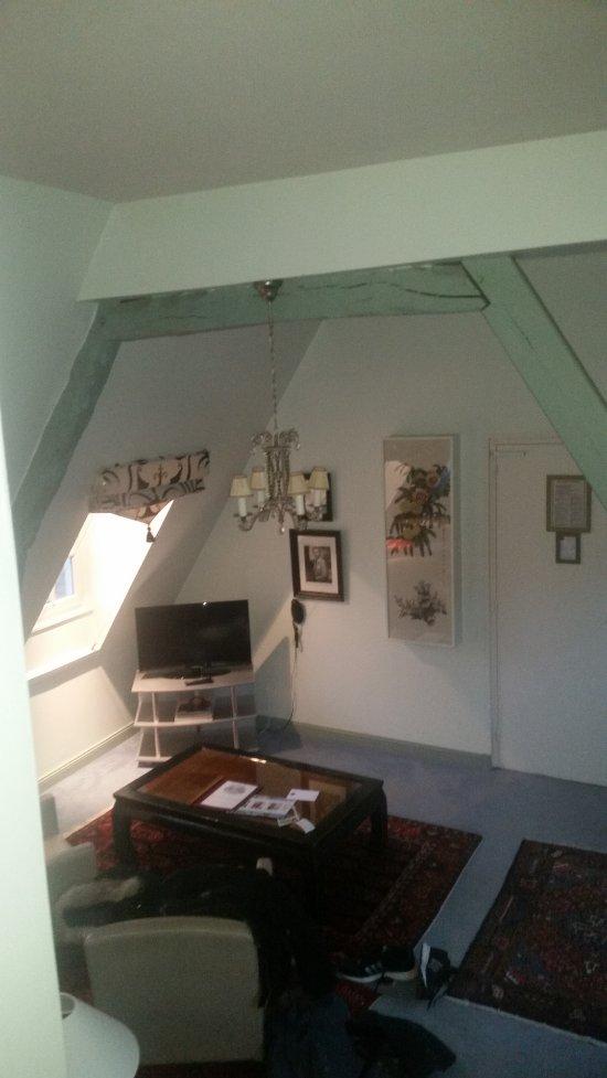 relais hotelier douce france veules les roses frankrijk foto 39 s reviews en. Black Bedroom Furniture Sets. Home Design Ideas