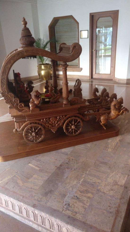 Trident Hotel Restaurant Bhubaneswar