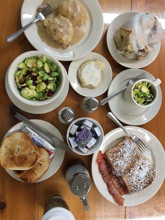 Mockingbird Cafe Breakfast Hours