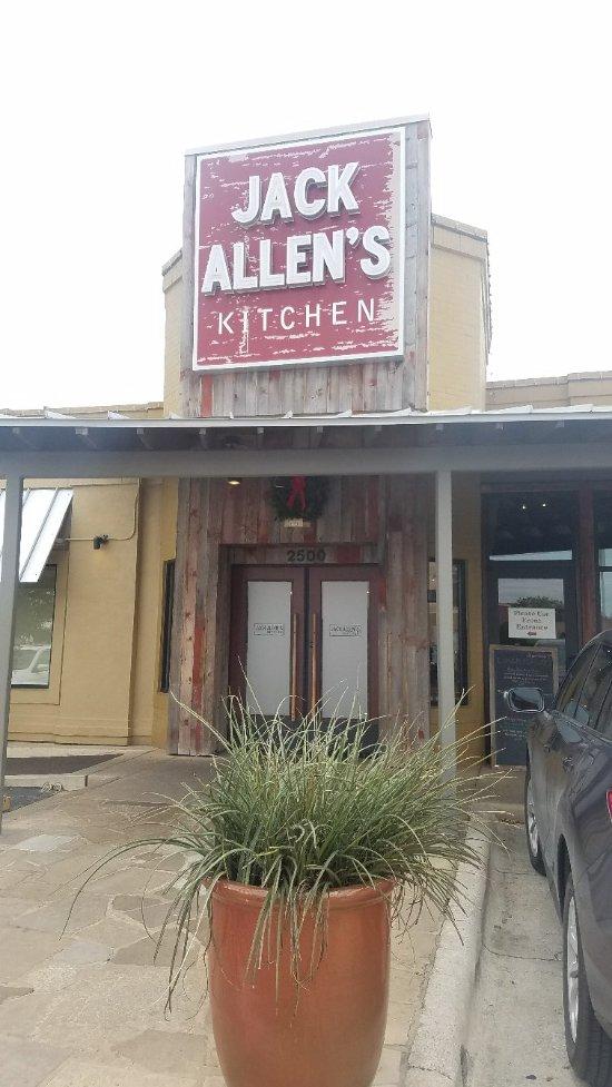 Jack Allen S Kitchen Round Rock Tx