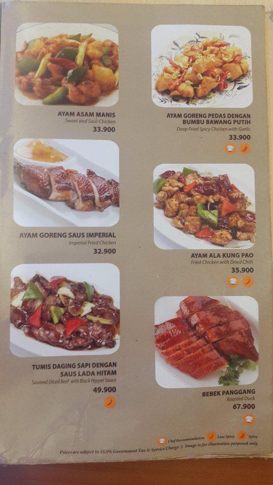 Menu Daging A La Zhicuan Picture Of Imperial Kitchen Dimsum Jakarta Tripadvisor