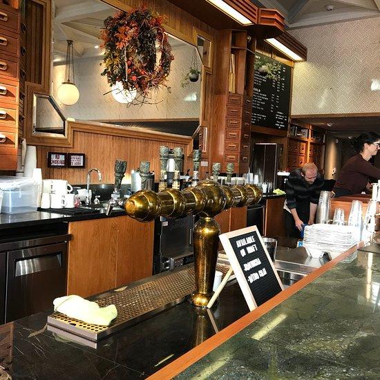 Stumptown Coffee Roasters New York City 30 W 8th St Greenwich Village Restaurant Reviews Phone Number Tripadvisor