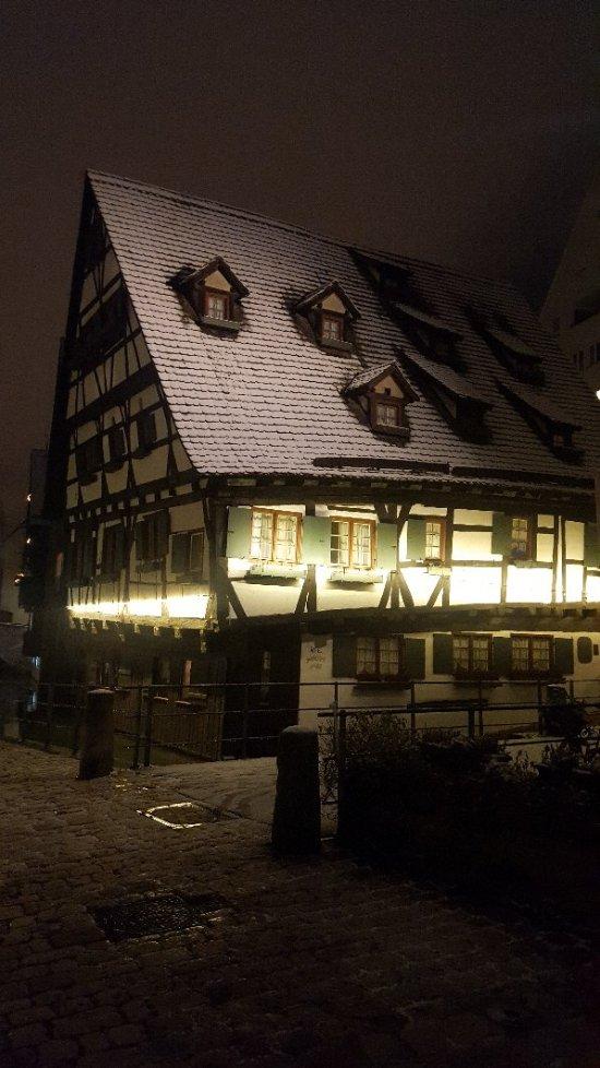 Hotel Schiefes Haus Ulm Bewertungen Fotos