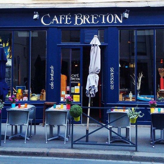 cafe breton rennes cath drale avis restaurant num ro de t l phone et photos tripadvisor. Black Bedroom Furniture Sets. Home Design Ideas